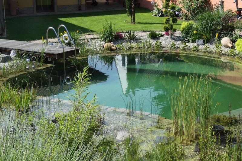 la piscine hors terre ou creus e thermopompe ou chauffe piscine. Black Bedroom Furniture Sets. Home Design Ideas