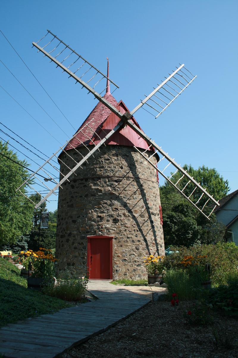 Moulin Grenier à Repentigny