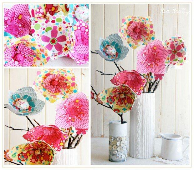 vive le printemps d 233 coration papier peint bricolage home interior design 2015 spring decorating ideas