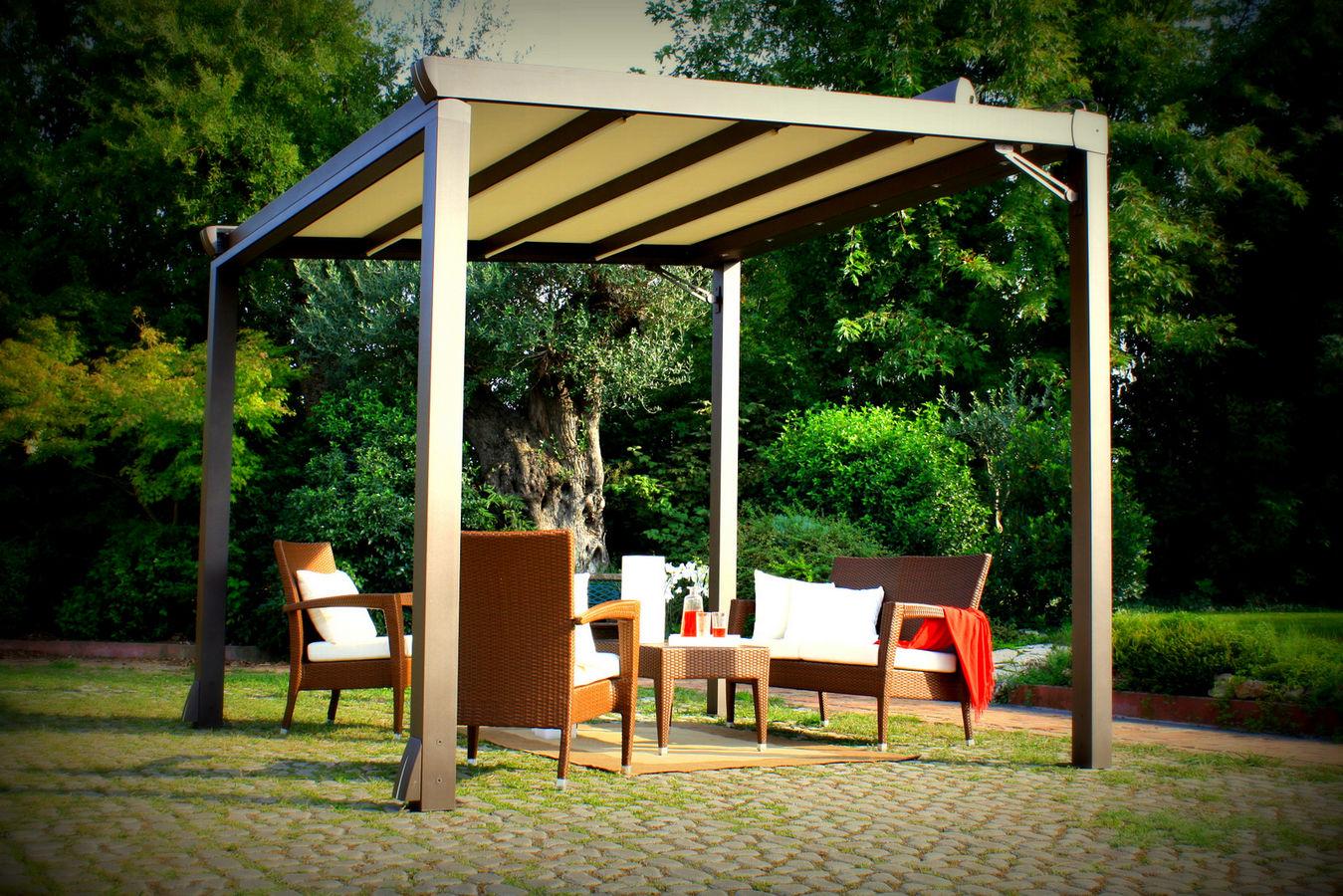 L 39 am nagement paysager gazebo pergolas ou patio for Amenagement espace exterieur