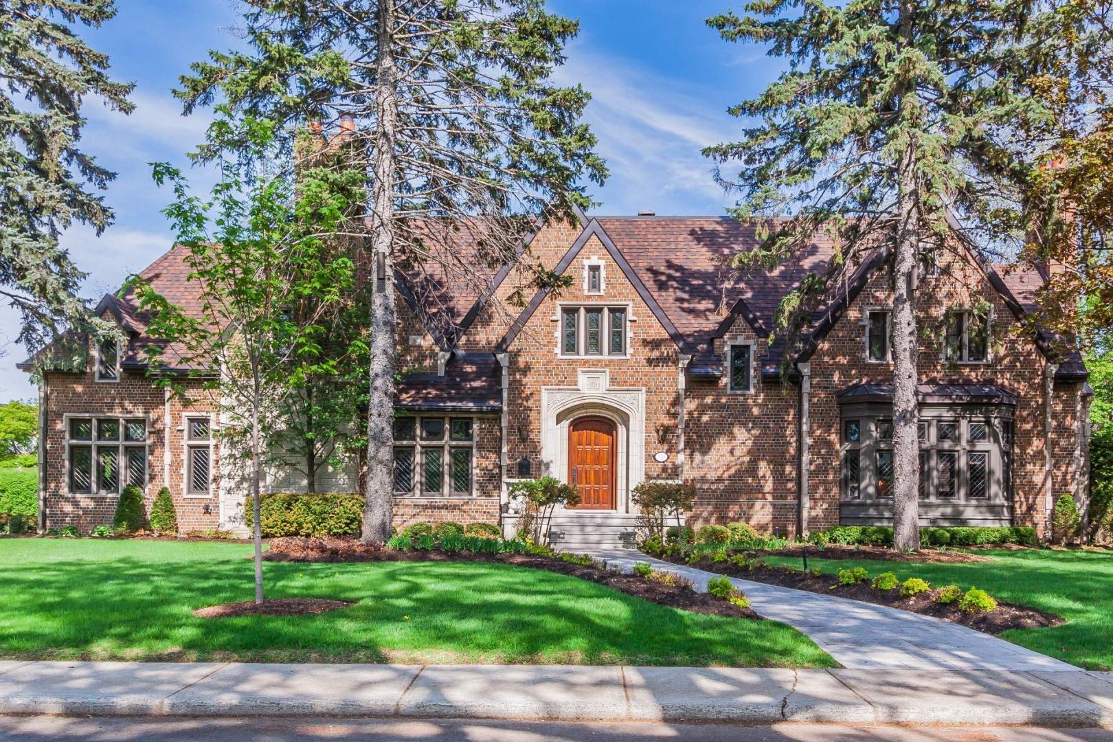 Une résidence au style classique et champêtre qui ne laissera personne indifférent !