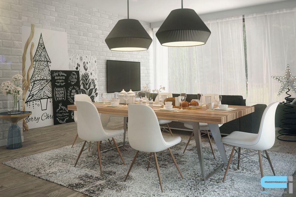 un no l plus blanc que blanc impressionnez vos proches avec une d co de style scandinave. Black Bedroom Furniture Sets. Home Design Ideas
