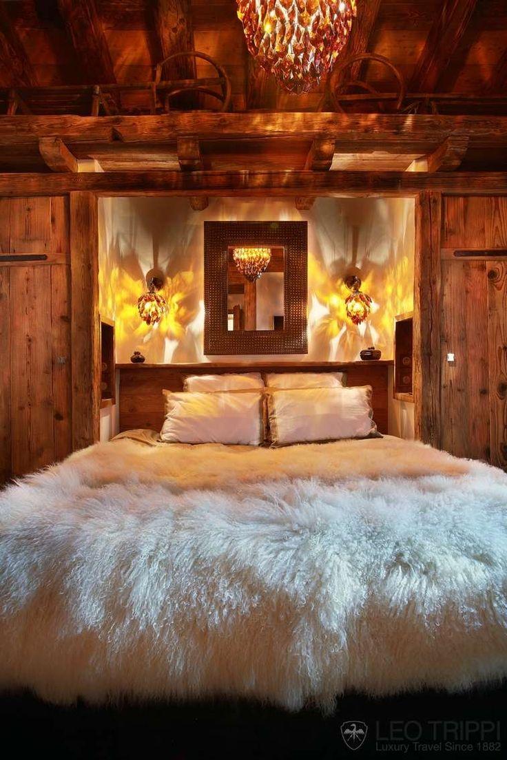 Chambre aux allures ambres