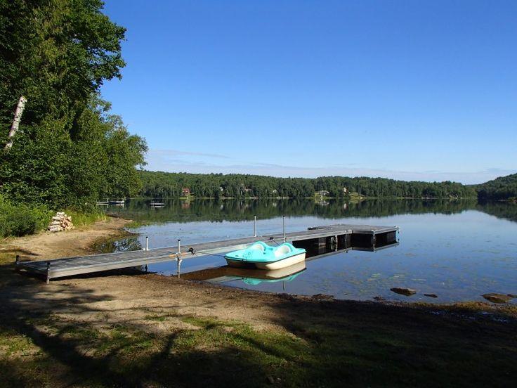 Bord de plage de Blainville