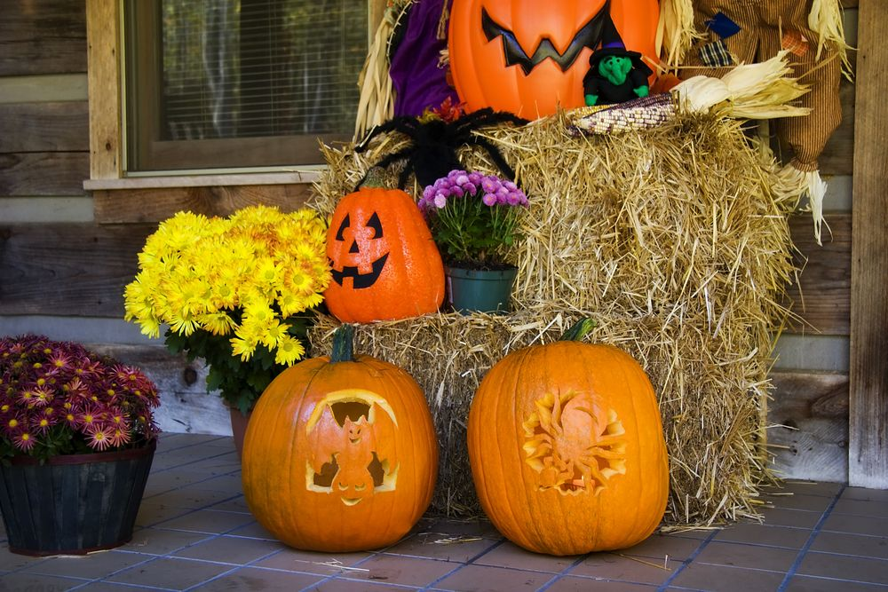 Halloween 10 idées pour aménager maison et jardin
