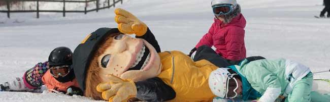 Célébration de la semaine de relâche à faire du ski à Bromont