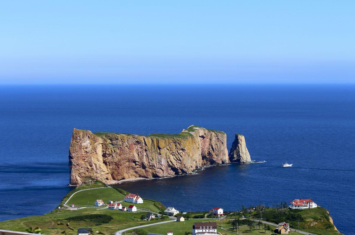 Découvrez la magnifique région de la Gaspésie !