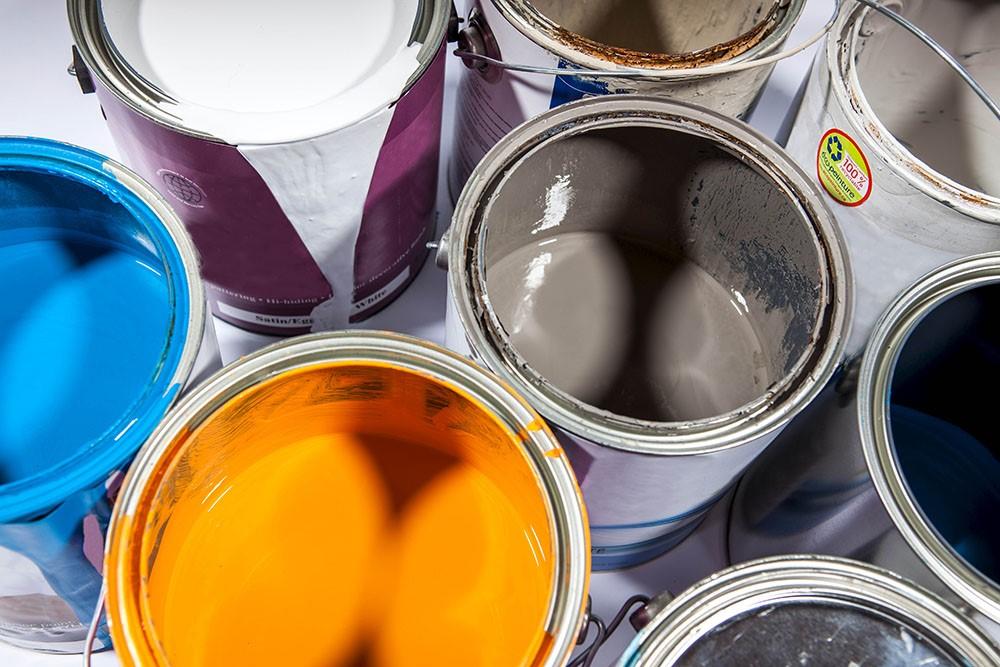 La récupération de peinture: quoi savoir ?