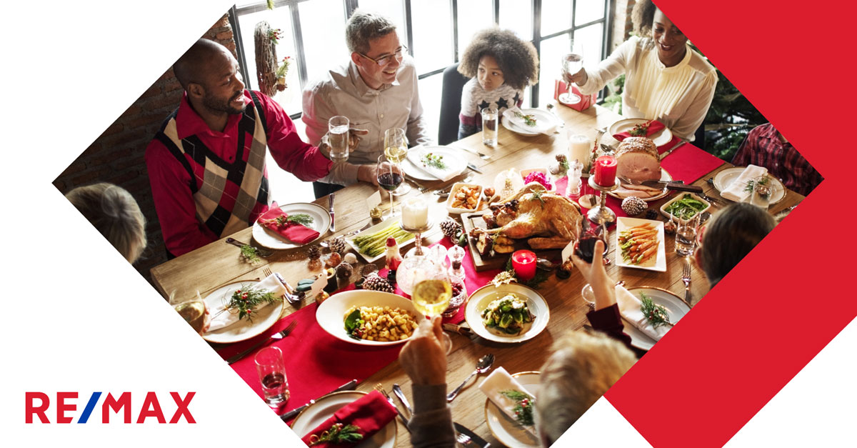 Les différentes formulespour recevoir à Noël