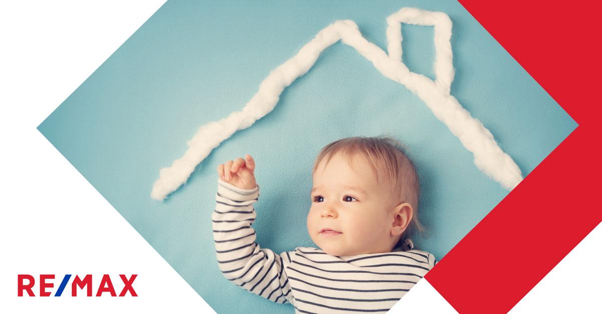 Enfant : votre maison est-elle sécuritaire?