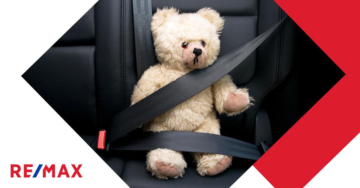 Siège d'auto : votre enfant est-il en sécurité?