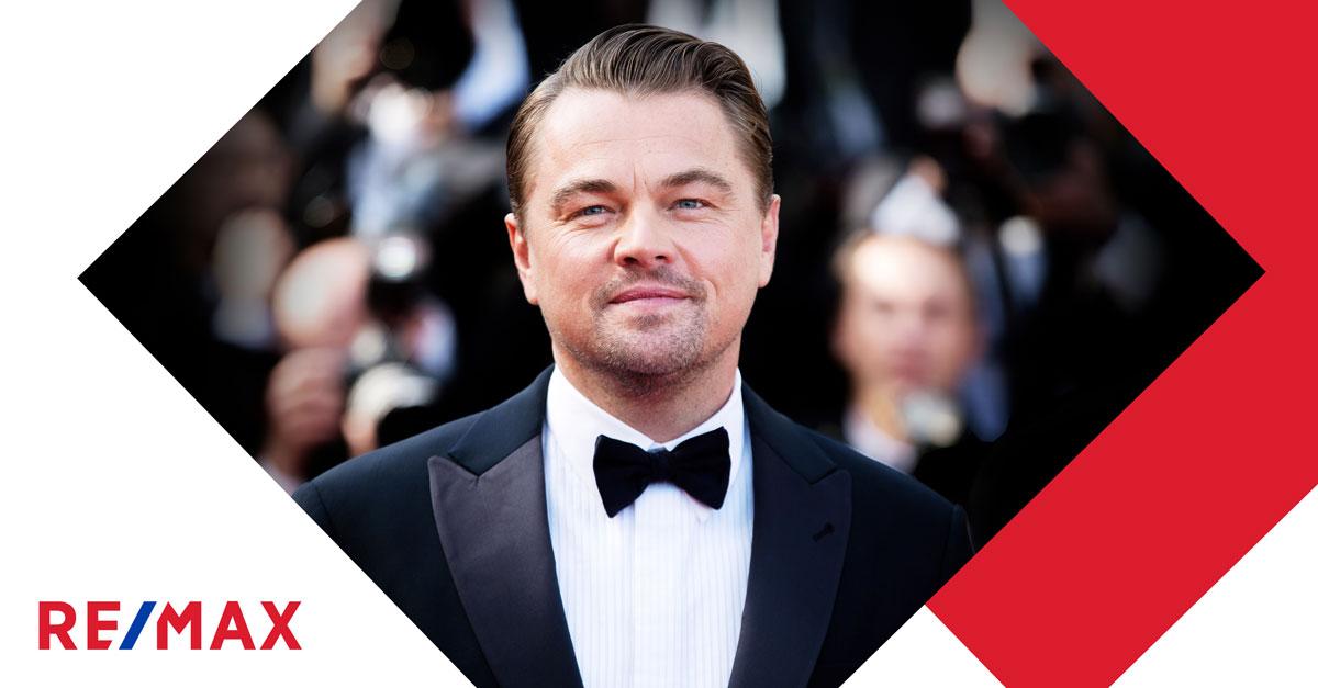 La maison ancestrale de 6,5 millions $ de Leonardo DiCaprio