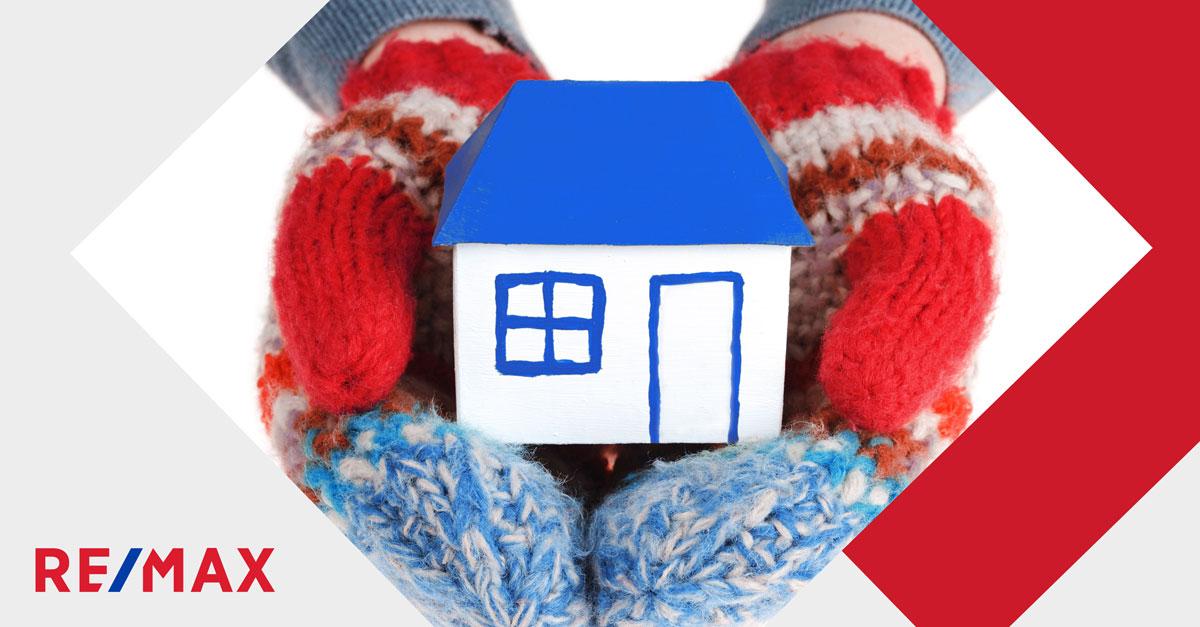 Acheter une maison en hiver : avantages et inconvénients