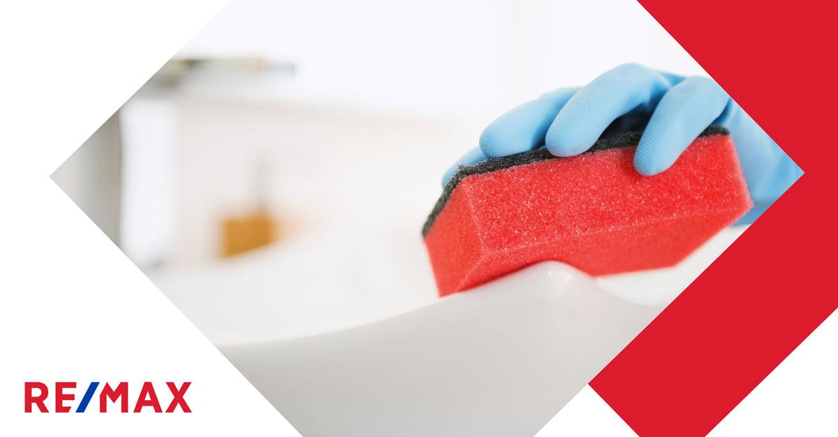 Huit étapes pour effectuer un ménage express... pour les paresseux!