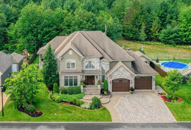 Two-storey house for sale, Drummondville