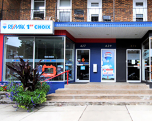 Re max 1er choix agence immobili re qu bec for Agence immobiliere quebec